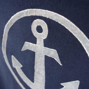 Langarmshirt für kleine Seeleutchen.