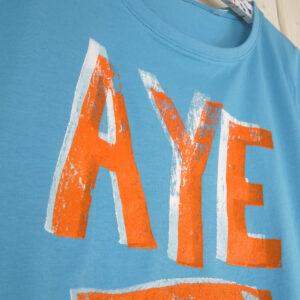 AYE heißt JA
