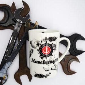 Finger weg von meinem Kaffee!