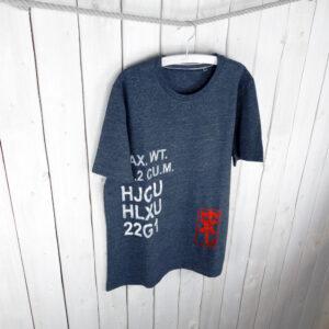 Ein Vintage-Shirt ist genau passend