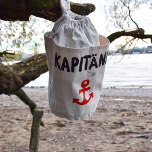 Kultursack KAPITÄNIN