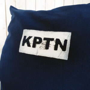 Das Kissen für Kapitäne, die nicht viele Worte machen.