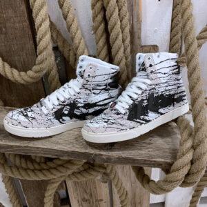 Der Maschinist Schuh in hoch