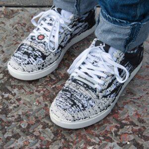 Schuhwerk für Maschinistinnen