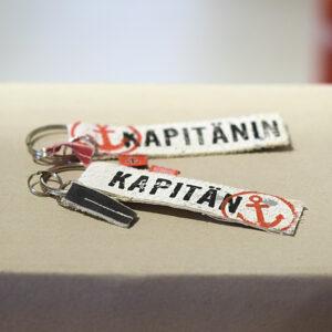 Zutritt zur Kapitänskajüte