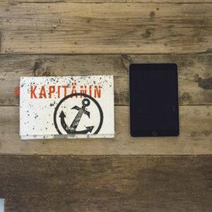 Die Handtasche für Online-Kapitäninnen