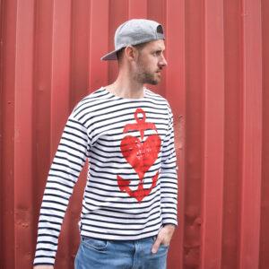 Coeur d'ancre en breton